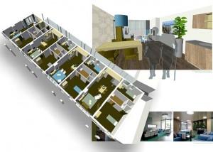 Uitbreiding hospice Roosdonck
